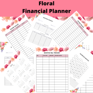 Floral Financial Planner