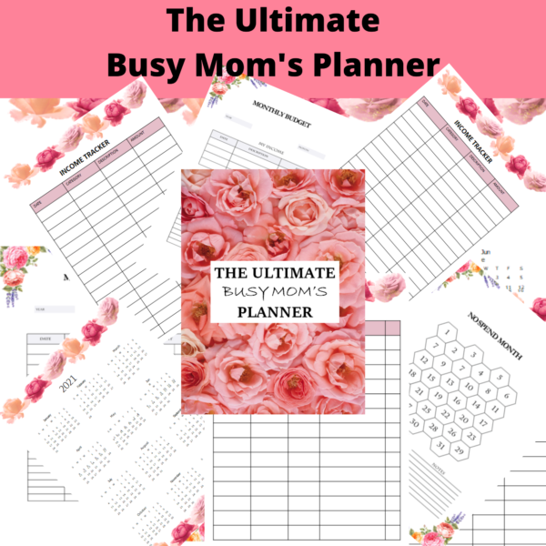 Ultimate Busy Mom Planners