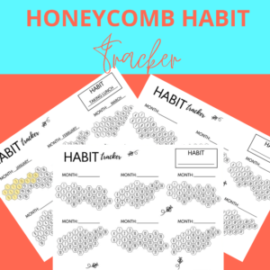 Honeycomb Habit Tracker